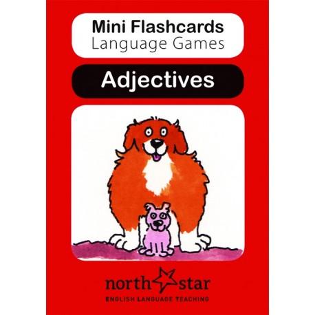 Mini Flashcards Language Games: Adjectives North Star ELT 9780007522361