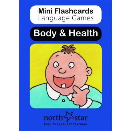 Mini Flashcards Language Games: Body & Health North Star ELT 9780007522408