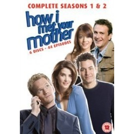 How I Met Your Mother DVD - Season 1+2