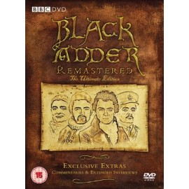 Blackadder The Ultimate Edition - Complete Series 1-4 (DVD)