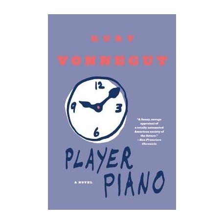 Player Piano Bantam Books 9780385333788