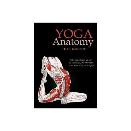 Yoga Anatomy Human Kinetics Publishers 9780736062787
