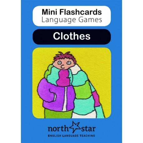 Mini Flashcards Language Games: Clothes North Star ELT 9780007522415