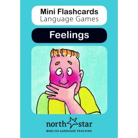 Mini Flashcards Language Games: Feelings North Star ELT 9780007522422