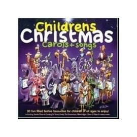 Childrens Christmas Carols + Songs (CD)