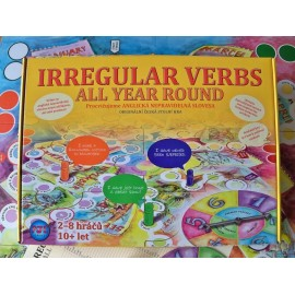 Irregular Verbs All Year Round
