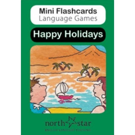 Mini Flashcards Language Games: Happy Holidays North Star ELT 9781907584152