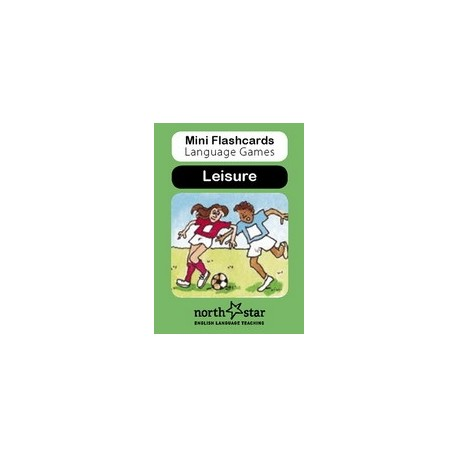 Mini Flashcards Language Games: Leisure North Star ELT 9780007522453