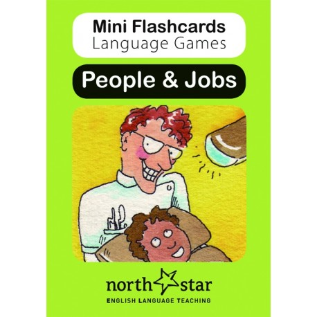 Mini Flashcards Language Games: People & Jobs North Star ELT 9780007522460