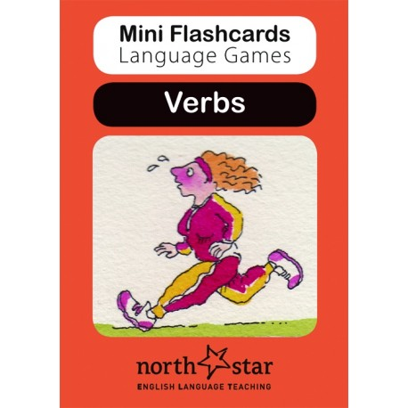 Mini Flashcards Language Games: Verbs North Star ELT 9780007522507
