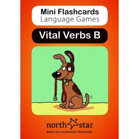 Mini Flashcards Language Games: Vital Verbs Pack B North Star ELT 9780007522699