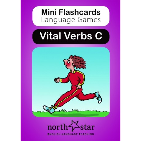 Mini Flashcards Language Games: Vital Verbs Pack C North Star ELT 9780007522682
