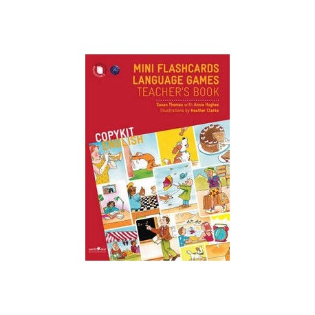 Mini Flashcards Language Games Teacher's Book North Star ELT 9781907584039