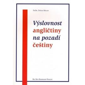 Výslovnost angličtiny na pozadí češtiny + Audio CD