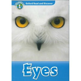 Discover! 1 Eyes + Audio CD