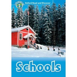 Discover! 1 Schools + MP3 audio download