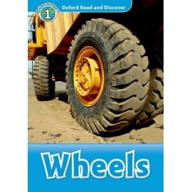 Discover! 1 Wheels + Audio CD