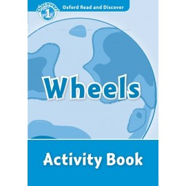 Discover! 1 Wheels Activity Book