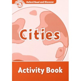 Discover! 2 Cities Activity Book