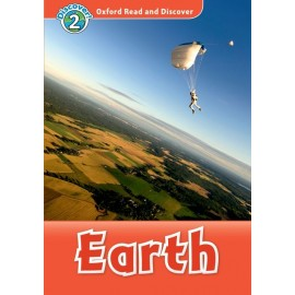 Discover! 2 Earth + Audio CD