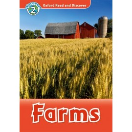 Discover! 2 Farms + Audio CD