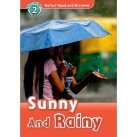 Discover! 2 Sunny and Rainy + Audio CD