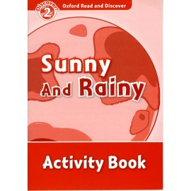 Discover! 2 Sunny and Rainy Activity Book