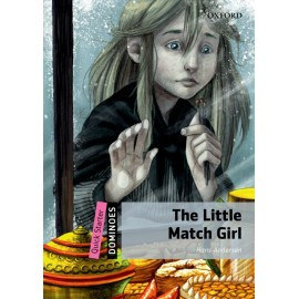 Oxford Dominoes: The Little Match Girl + MP3 audio download