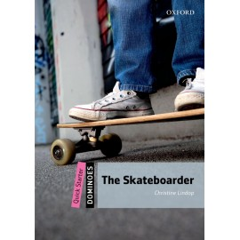 Oxford Dominoes: Skateboarder + MP3 audio download