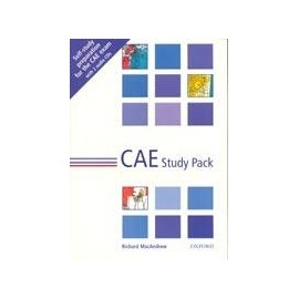 Landmark Advanced CAE Study Pack (with CDs)