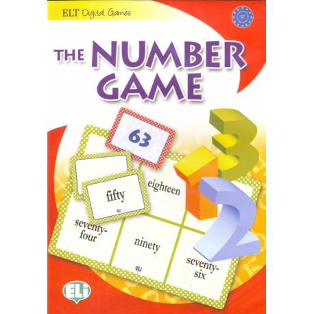 The Number Game - Game Box + CD-ROM ELI 9788853613929