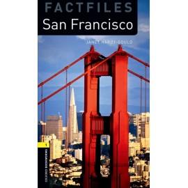Oxford Bookworms Factfiles: San Francisco + MP3 audio download