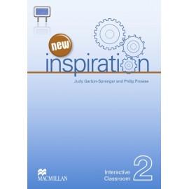 New Inspiration 2 Interactive Classroom