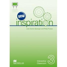New Inspiration 3 Interactive Classroom