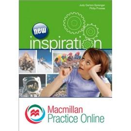 New Inspiration 3 Macmillan Practice Online
