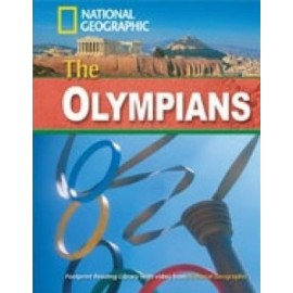 National Geographic Footprint Reading: The Olympians + DVD