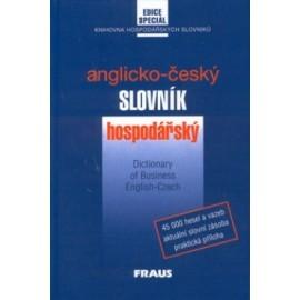 Fraus: Anglicko-český slovník hospodářský