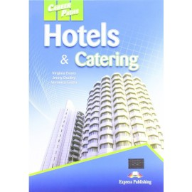 Career Paths: Hotels & Catering Student's Book