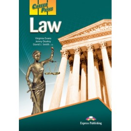 Career Paths: Law Student's Book with Digibook App.