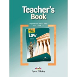 Career Paths: Law Teacher's Book