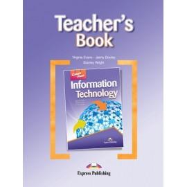 Career Paths: Information Technology Teacher's Book