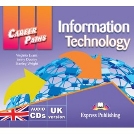 Career Paths: Information Technology Class Audio CDs