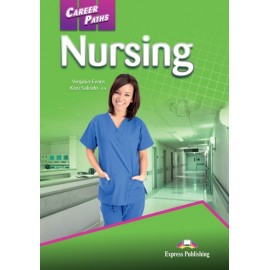 Career Paths: Nursing Student's Book with Digibook App.