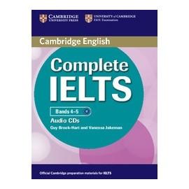 Complete IELTS Bands 4-5 Class Audio CDs