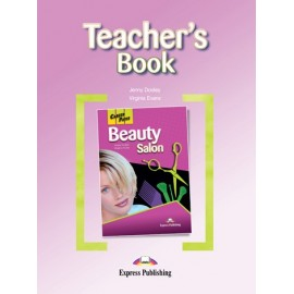 Career Paths: Beauty Salon Teacher's Book