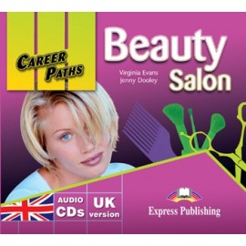 Career Paths: Beauty Salon Class CDs