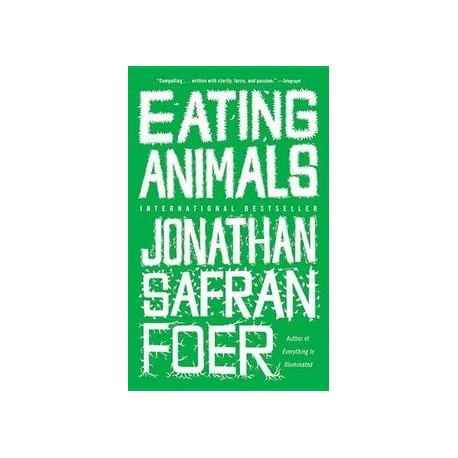 Eating Animals Back Bay Books 9780316127165