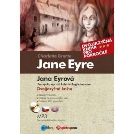 Jane Eyre / Jana Eyrová + MP3 Audio CD
