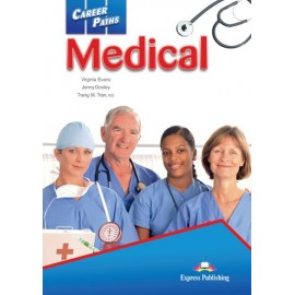 Career Paths: Medical Student's Book + Audio CDs