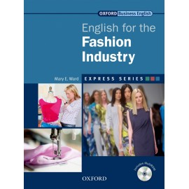 English for the Fashion Industry + MultiROM